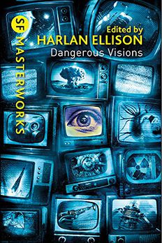 Dangerous Visions book cover