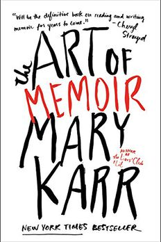 The Art of Memoir book cover