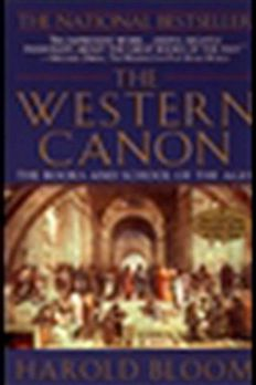 The Western Canon book cover