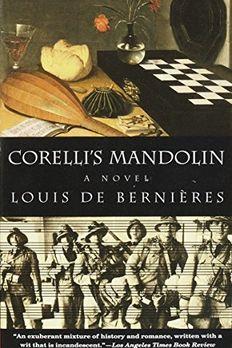 Captain Corelli's Mandolin book cover