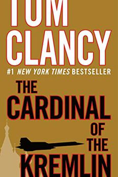 The Cardinal of the Kremlin book cover