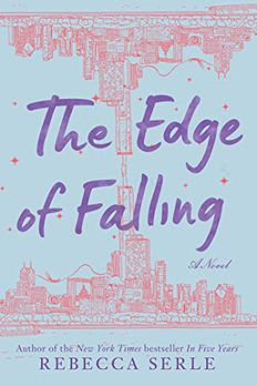 The Edge of Falling book cover