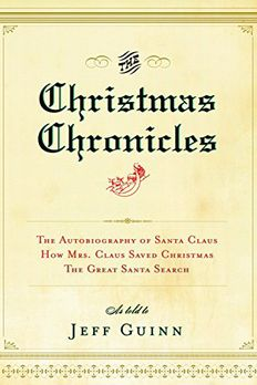 The Christmas Chronicles book cover