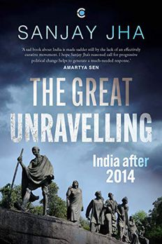 The Great Unravelling book cover