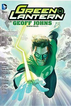 Green Lantern by Geoff Johns Omnibus Vol. 1 book cover