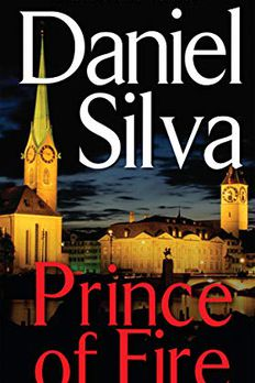 Prince of Fire book cover