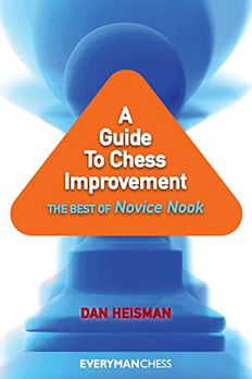 A Guide to Chess Improvement book cover