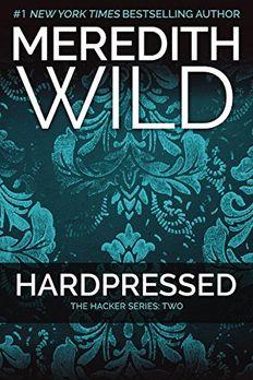 Hardpressed book cover