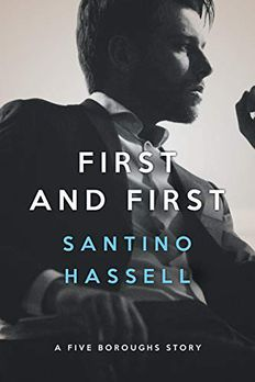 First and First book cover