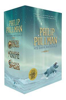 His Dark Materials 3-Book Paperback Boxed Set book cover