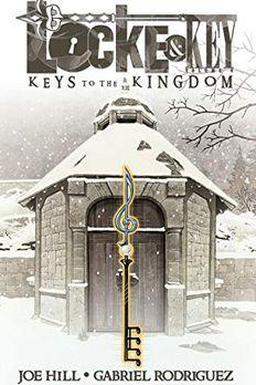 Locke & Key book cover