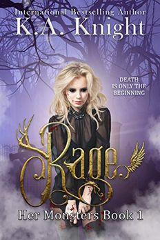 Rage book cover