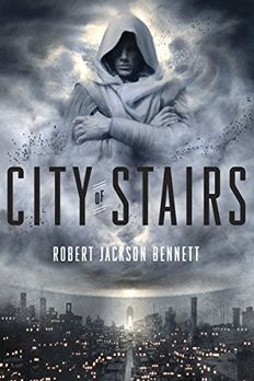 City of Stairs book cover
