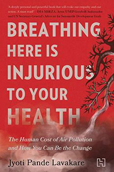 Breathing Here Is Injurious To Your Health book cover