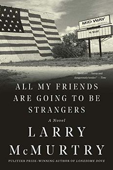 All My Friends Are Going to Be Strangers book cover