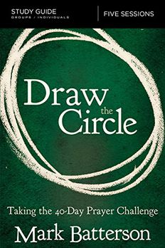 Draw the Circle Study Guide book cover
