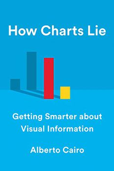 How Charts Lie book cover