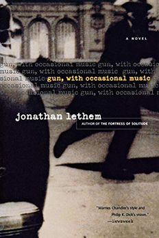 Gun, with Occasional Music book cover
