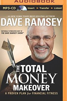 Total Money Makeover, The book cover
