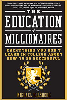 The Education of Millionaires book cover