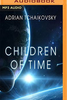 Children of Time book cover