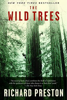 The Wild Trees book cover