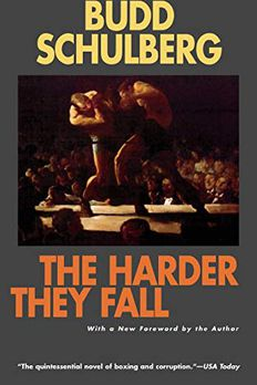 The Harder They Fall book cover