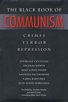 The Black Book of Communism book cover