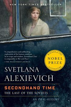 Secondhand Time book cover