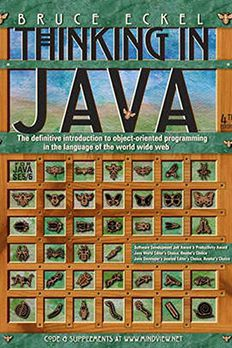 Thinking in Java book cover