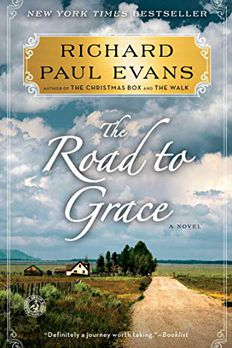 The Road to Grace book cover