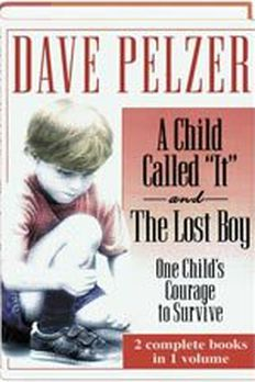 """A Child Called """"It"""" and The Lost Boy book cover"""