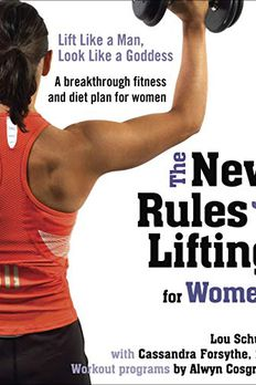 The New Rules of Lifting for Women book cover