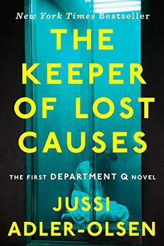 The Keeper of Lost Causes book cover