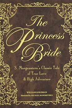 The Princess Bride Deluxe Edition HC book cover
