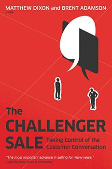 The Challenger Sale book cover