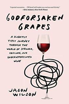 Godforsaken Grapes book cover