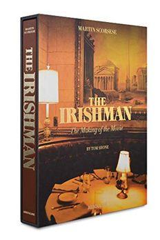 The Irishman book cover