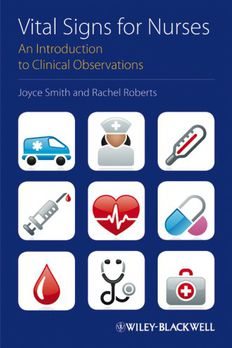 Vital Signs for Nurses book cover