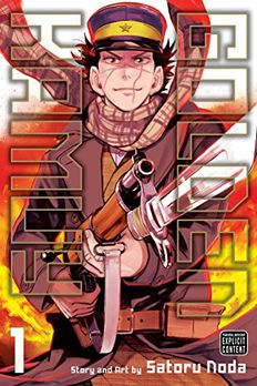 Golden Kamuy, Vol. 1 book cover