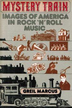 Mystery train book cover