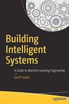 Building Intelligent Systems book cover