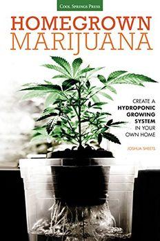 Homegrown Marijuana book cover
