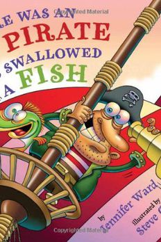 There Was an Old Pirate Who Swallowed a Fish book cover