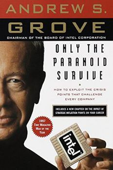 Only the Paranoid Survive book cover