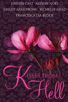 Kisses from Hell book cover
