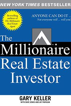The Millionaire Real Estate Investor book cover