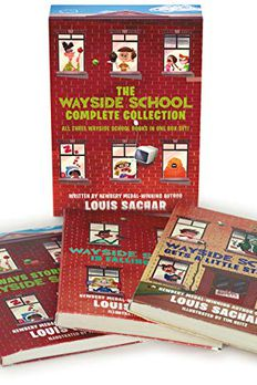 Wayside School Boxed Set book cover