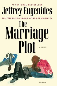 Marriage Plot book cover