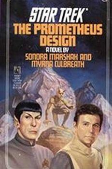 The Prometheus Design book cover